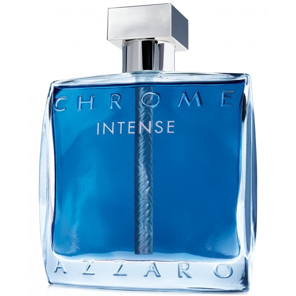 AZZARO CHROME INTENSE EDT 100ML FOR MEN